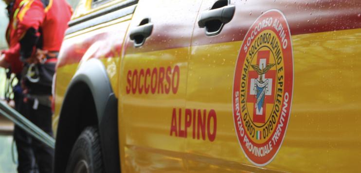 SOCCORSO ALPINO - TRENTINO * MANCATO RIENTRO IN VAL DI LEDRO: « RITROVATO IN VITA FUNGAIOLO DISPERSO DA IERI »