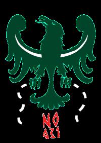 COORDINAMENTO NO VALDASTICO NORD - A31 * SCRITTE OFFENSIVE AL TRINCERONE:« NO A BECERE VOLGARITÀ CHE  VANDALIZZANO LUOGHI STORICI CHE APPARTENGONO ALLA COLLETTIVITÀ »