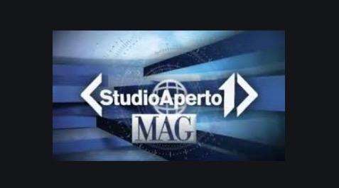 """ITALIA 1 * """" STUDIO APERTO MAG """": « MARTEDI' 13 AGOSTO ALLE 19.00 L'APPUNTAMENTO SPECIALE DEDICATO ALL'ANNIVERSARIO DEL CROLLO DEL PONTE MORANDI »"""