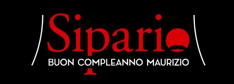 """MEDIASET EXTRA * SPECIALE """" SIPARIO - BUON COMPLEANNO MAURIZIO """" : «L'INTERA GIORNATA DI MERCOLEDÌ 28 AGOSTO DEDICATA AL GIORNALISTA ED AUTORE »"""