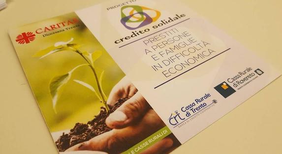 """Casse Rurali Trento e Rovereto * """"Progetto Credito Solidale"""": « In dieci anni erogati prestiti per 880 mila euro a persone e famiglie in difficoltà - agenzia giornalistica opinione"""