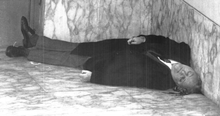 GIUSEPPE CASTELLINI - GIORNALISTA * VITTORIO BACHELET: « IL MIO RICORDO PERSONALE PERCHÉ QUEL 12 FEBBRAIO 1980 ERO LÌ, A MENO DI 20 METRI DAL LUOGO DELL'OMICIDIO »