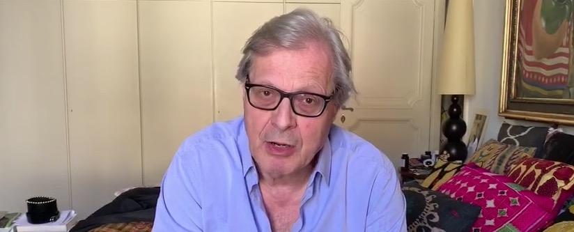 ON VITTORIO SGARBI * DECRETO CORONAVIRUS - VIDEOREPLICA A LORENZO DELLAI: « L'AUTONOMIA TRENTINA VA RIVENDICATA ANCHE PER IL SUO TURISMO RISPETTO ALLA MINACCIA COVID-19  »