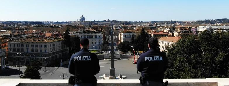 POLIZIA DI STATO - ROMA * #GRAZIEANOMEDITUTTI - EMERGENZA CORONAVIRUS: « GIGI PROIETTI PARLA AI NONNI D'ITALIA CON UN MESSAGGIO IMPORTANTE » (VIDEO)
