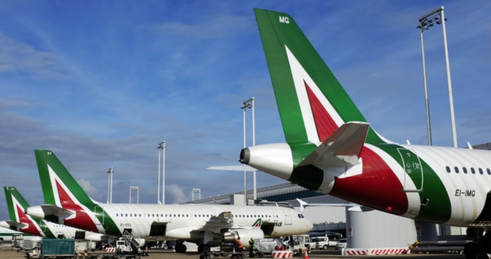 ALITALIA * WEEKLY FLIGHTS: « WILL OPERATE IN JULY OVER 1,000 TO 37 DESTINATIONS, THE AIRLINE IS RESUMING INTERNATIONAL SERVICES FROM MILAN »