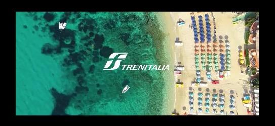 FS ITALIANE * TRENITALIA TRENTINO-ALTO ADIGE: « IN CITTA AL MARE ED IN MONTAGNA CON IL NUOVO ORARIO ESTIVO » (SPOT DA DRONE)