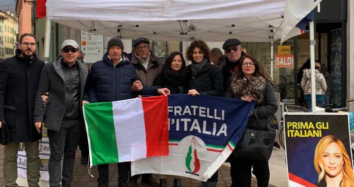 FDI / FRATELLI D'ITALIA - ROVERETO (TN) * COMMISSARIO URSO: PRESIDENTE DI SPIRITO, « IL COMUNICATO STAMPA DI OGGI È FRUTTO DI UN'INIZIATIVA PERSONALE ASSUNTA DA ALCUNI ISCRITTI AL PARTITO »
