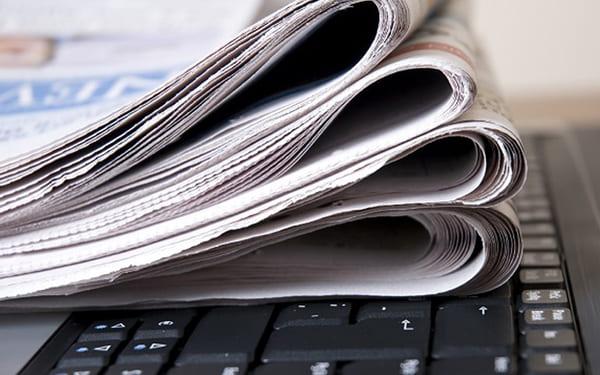 PRIMAONLINE - OSSERVATORIO FCP * FATTURATO PUBBLICITARIO DEL MEZZO STAMPA:«NEI PRIMI QUATTRO MESI 2020 I QUOTIDIANI REGISTRANO CALO DI FATTURATO PARI A -23,9% »