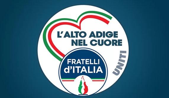 """"""" ALTO ADIGE NEL CUORE """" * CONFERENZA STAMPA: « ADERIAMO A FRATELLI D'ITALIA, LA PRESENTAZIONE LUNEDÌ 6/7 IN PIAZZA GRIES A BOLZANO (ORE 10.00) »"""