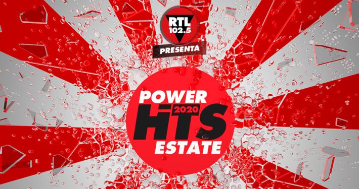 "RTL 102.5 * "" POWER HITS ESTATE "": « IRAMA IN TESTA ALLA CLASSIFICA, A SEGUIRE BOOMDABASH & AMOROSO, TAKAGI & KETRA FEAT. ELODIE, MARIAH E GIPSY KINGS, LAURO E GABBANI »"