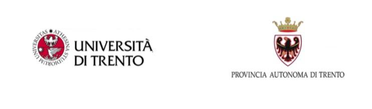 UNITN * MEDICINA A TRENTO: « VIA LIBERA ALL'ATTIVAZIONE DEL CORSO DI STUDIO DAL MINISTERO UNIVERSITÀ E DELLA RICERCA »