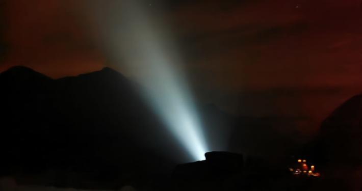 SOCCORSO ALPINO - TRENTINO * INTERVENTO NOTTURNO: « RECUPERATE DUE TURISTE LOMBARDE SULLA TORRE D'AMBIEZ (DOLOMITI DI BRENTA - SAN LORENZO IN BANALE) »