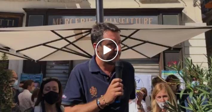 LEGA TRENTINO * AMMINISTRATIVE 2020 - GIOVEDÌ 3 SETTEMBRE / MATTEO SALVINI A LAVIS - ROVERETO - TRENTO - RIVA DEL GARDA: « DIRETTA VIDEO » (RIVEDI LINK)