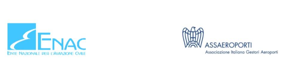 ENAC E ASSAEROPORTI * PANDEMIA: «INCONTRO SULLA CRISI DEGLI AEROPORTI ITALIANI, OCCORRE TUTELARE INVESTIMENTI E LIVELLI OCCUPAZIONALI »