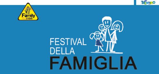 PROVINCIA AUTONOMA TRENTO * FESTIVAL DELLA FAMIGLIA 2020: « L'EVENTO INAUGURALE ON-LINE SI TERRÀ LUNEDÌ 30 NOVEMBRE ALLE 15.00 »