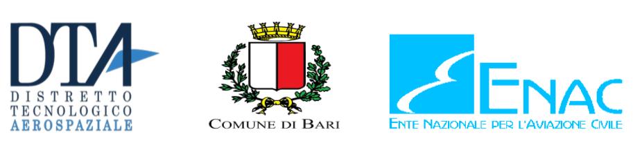 ENAC - DTA E COMUNE DI BARI * DRONE LIVING LAB: « INSIEME PER MONITORARE TERRITORIO E SPAZIO ATTRAVERSO L'UTILIZZO DI DRONI E SATELLITI »