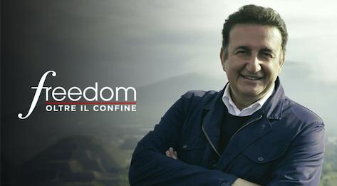 """ITALIA 1 - """" FREEDOM - OLTRE IL CONFINE """" * VENERDÌ 20 NOVEMBRE: « IL VIAGGIO PROSEGUE VERSO IL CENTRO DELLA TERRA / I RESTI DI UN FANTOMATICO CHUPACABRA / L'IRLANDA E FIRENZE »"""