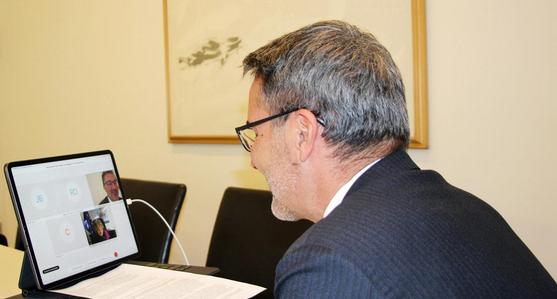 PROVINCIA AUTONOMA BOLZANO * VIDEOCONFERENZA TRA KOMPATSCHER E LA COMMISSARIA UE FERREIRA: « IL PRESIDENTE HA CHIESTO REGOLE PIÙ SEMPLICE PER L'ACCESSO AI FONDI STRUTTURALI EUROPEI »