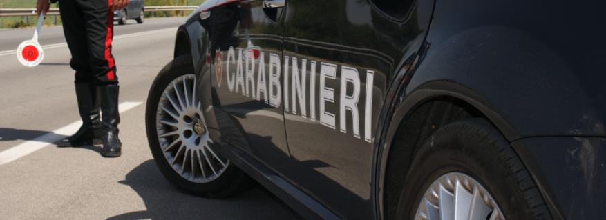 CARABINIERI - TRENTO * PERGINE VALSUGANA: « DONNA ARRESTATA PER TENTATO OMICIDIO VOLONTARIO, DENUNCIATO IL MARITO COMPLICE »