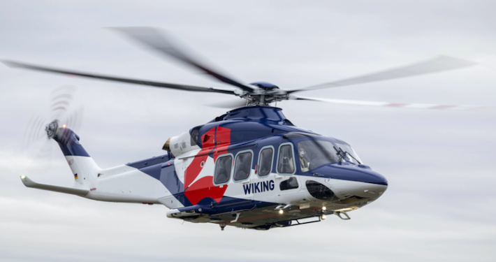 LEONARDO * « CELEBRATO IL VENTESIMO ANNIVERSARIO DEL PRIMO VOLO DELL'AW139 / CELEBRATES THE AW139 HELICOPTER'S 20TH ANNIVERSARY OF ITS 1ST FLIGHT »
