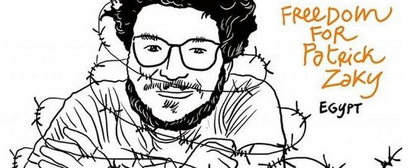 RAI * #STAFFETTARADIO1: « PER CHIEDERE IL RILASCIO DI PATRICK ZAKI, ANCORA IN CARCERE IN EGITTO DOPO L'ARRESTO DI UN ANNO FA »