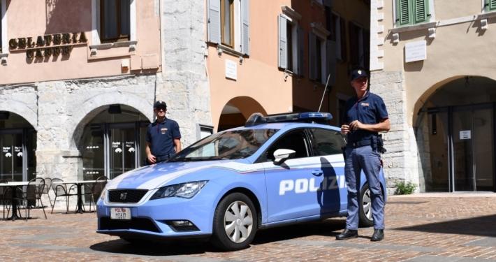 """POLIZIA DI STATO - RIVA DEL GARDA * DANNEGGIAMENTO BATTELLO """" BRENNERO """": «INDIVIDUATI QUATTRO GIOVANI RITENUTI RESPONSABILI »"""