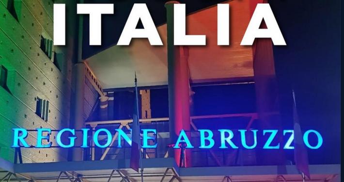 SEN. DE BERTOLDI (FDI) / (FACEBOOK) *  160° ANNIVERSARIO: « MENTRE LA REGIONE ABRUZZO RICORDA L'UNITÀ D'ITALIA, NEL CONSIGLIO REGIONALE DEL TRENTINO-AA NON VI È NEPPURE IL TRICOLORE »