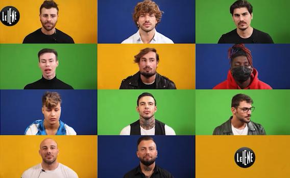 """ITALIA 1 - """" LE IENE """" * « AURORA RAMAZZOTTI SOTTOPONE 11 INFLUENCER AL TEST SULLA FERTILITÀ MASCHILE » (LINK VIDEO)"""