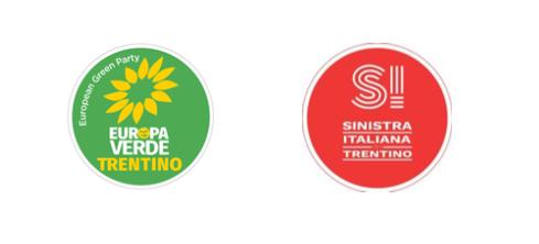 VERDI DEL TRENTINO - EUROPA VERDE -  SINISTRA ITALIANA * MOZIONE: « ROVERETO - TRENTO - PERGINE, INSIEME PER ADERIRE ALL'ANAGRAFE NAZIONALE ANTIFASCISTA »