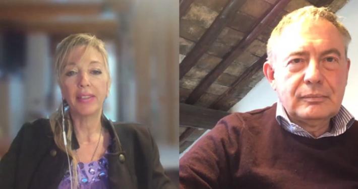 VIDEOINTERVISTA AL SEN. ADOLFO URSO (FDI - COMMISSARIO IN TRENTINO) * FOCUS SU: « NUOVI ASSETTI POLITICI / PRESIDENZA CONSIGLIO PROVINCIALE / RAPPORTI FDI E LEGA / AMMINISTRATIVE 2023 »