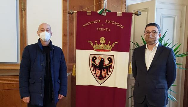 PROVINCIA AUTONOMA TRENTO * INCONTRO FUGATTI - SINDACO LUSERNA: « FOCUS SU SCUOLA / MINORANZE LINGUISTICHE / ECONOMIA / PROGETTO COLIVING »