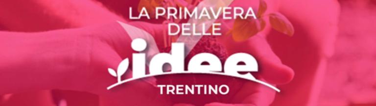 ITALIA VIVA TRENTINO * #PRIMAVERADELLEIDEE: « ELEMENTO CENTRALE DELLA RIPARTENZA È IL TERRITORIO, APPUNTAMENTO SU ZOOM SABATO 17 APRILE ORE 10.00 »