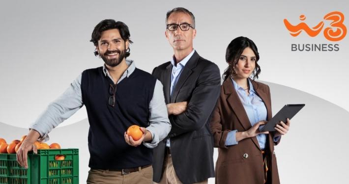 WINDTRE * MEDIA E TV: « ON AIR IL NUOVO SPOT WINDTRE BUSINESS, UNA GRANDE RETE CHE UNISCE LE IMPRESE ITALIANE »