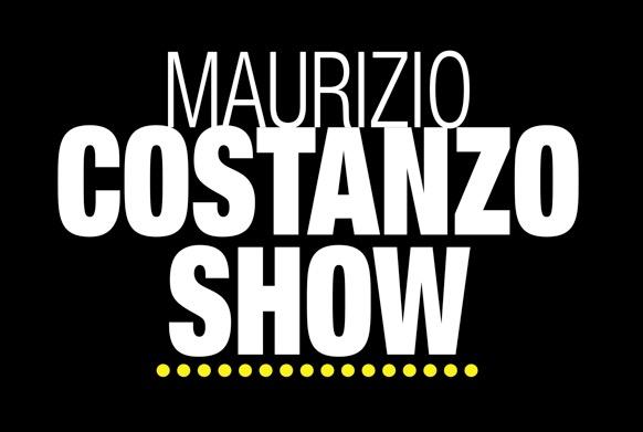 """MEDIASET - CANALE 5 * """" MAURIZIO COSTANZO SHOW """": «DOMANI MERCOLEDÌ 21 APRILE """"UNO CONTRO TUTTI"""" CON SALVINI ED I GIORNALISTI SANSONETTI / BORGONOVO / MUGHINI / FUSANI / CHIRICO / MAGLIE »"""