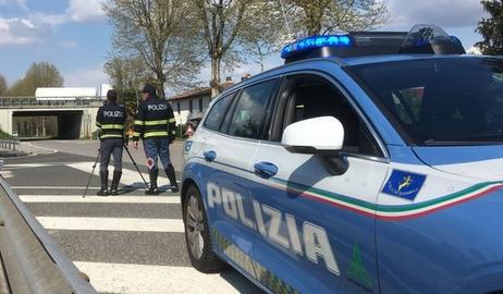 """POLIZIA DI STATO * SPEED MARATHON: """" IN EUROPA PRESIDIATE LE VIE DI GRANDE COMUNICAZIONE, AUMENTATO DELL'88% IL TASSO DI VIOLAZIONE DELLA VELOCITÀ """""""