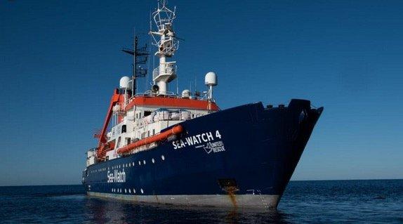"""CONSIGLIO GIUSTIZIA AMMINISTRATIVA - REGIONE SICILIANA (CGARS) * SEA WATCH4: """" RIPRISTINATO IL FERMO AMMINISTRATIVO DELLA NAVE """""""