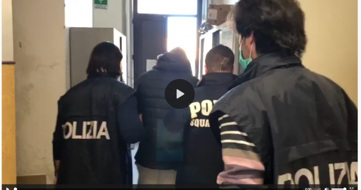 """POLIZIA DI STATO - LATINA * OMICIDIO A SEZZE: """" ARRESTATI DUE GIOVANISSIMI, ACCUSÀTI DI AVERE PICCHIATO BRUTALMENTE UN CITTADINO ROMENO """" (VIDEO)"""