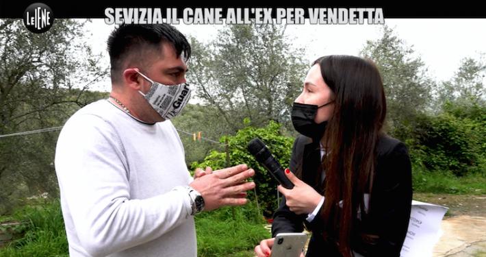 """ITALIA 1 - """" LE IENE """" * « QUESTA SERA IL SERVIZIO DI AURORA RAMAZZOTTI SUL MALTRATTAMENTO DI UN CANE » (LINK ANTICIPAZIONE)"""