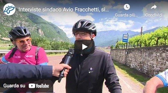 PROVINCIA AUTONOMA TRENTO * ASPETTANDO IL GIRO D'ITALIA: FUGATTI: « ORGOGLIO PER UN TERRITORIO CHE HA DATO E CONTINUA A DARE CAMPIONI AL CICLISMO » (VIDEO)
