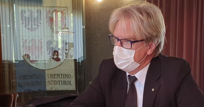 LEONARDI (FI) * OLIMPIADI TOKYO: « COMPLIMENTI ALL'ATLETA TRENTINO RUGGERO TITA E A CATERINA BANTI PER LA CONQUISTA DELL'ORO, NELLA SPECIALITÀ CATAMARANI VOLANTI NACRA 17 »