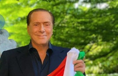 PRESIDENTE BERLUSCONI * CENTRODESTRA ITALIANO: « DUPLICE APPELLO A SALVINI E A MELONI, DOBBIAMO COSTRUIRE DA QUI AL 2023 IL PARTITO UNICO CHE RAPPRESENTI LA MAGGIORANZA DEGLI ITALIANI »