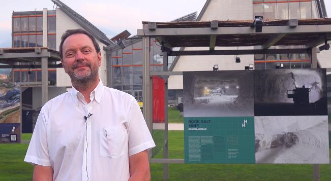 VIDEOINTERVISTA A MICHELE LANZINGER, DIRETTORE MUSE - TRENTO * FOCUS SU: « ESTATE 2021, LE PROPOSTE »