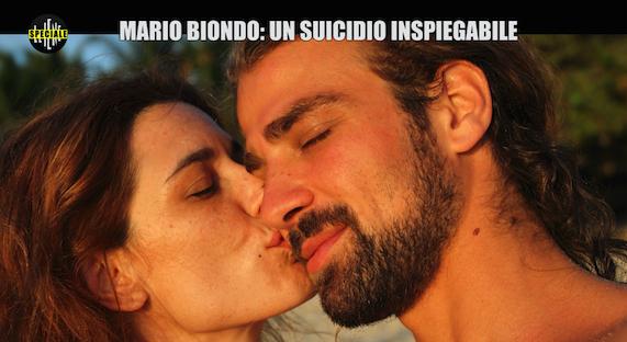 """ITALIA 1 - """" LE IENE """" * IL 15 GIUGNO 2021: « SPECIALE MARIO BIONDO - UN SUICIDIO INSPIEGABILE, UNA PUNTATA DEDICATA AL CAMERAMAN SICILIANO E ALLA TRAGICA VICENDA DELLA SUA MORTE »"""