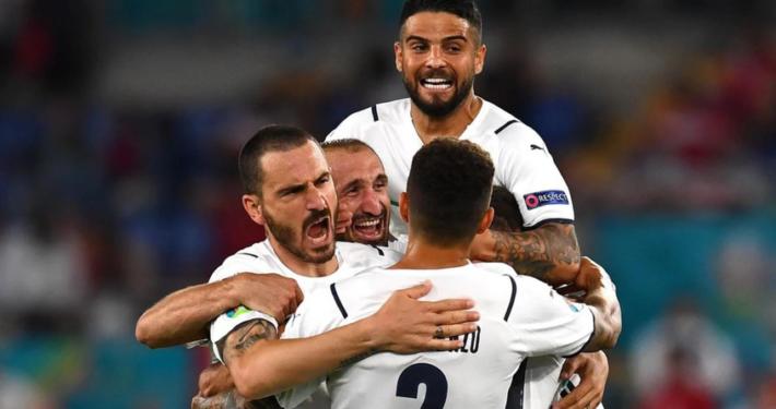"""RAI 1 - """" EURO2020 """" * ITALIA - SVIZZERA: « IN DIRETTA DALL'OLIMPICO LA SECONDA GARA DEL GIRONE, MERCOLEDÌ 16 GIUGNO ALLE 21.00 »"""