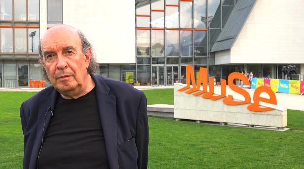 VIDEOINTERVISTA AL PROFESSOR STEFANO ZECCHI, PRESIDENTE MUSE - TRENTO * FOCUS SU: « MOSTRA MC CURRY E COLLABORAZIONE TRA I GRANDI MUSEI TRENTINI »