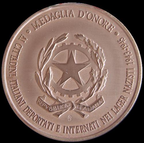 COMMISSARIATO DEL GOVERNO - TRENTO * EX INTERNATI MILITARI: « MEDAGLIE D'ONORE, LA CERIMONIA DI CONSEGNA IL 15 GIUGNO (ORE 11.00) » (ELENCO INSIGNITI)