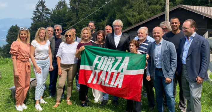 """FORZA ITALIA * COORDINAMENTO REGIONALE TN-AA: """" OGGI INCONTRO A MALGA CANDRIAI IN BONDONE, CON LEONARDI -  MAFFIOLETTI - ZAMPICCOLI - RADICE - BAZZANELLA - PODESTÀ - VETTORI """""""