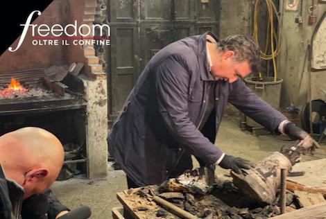 """ITALIA 1 - """" FREEDOM - OLTRE IL CONFINE """" * « CON ROBERTO GIACOBBO, UNA SERATA COMPLETAMENTE DEDICATA ALLE BELLEZZE MISCONOSCIUTE DEL NOSTRO PAESE »"""
