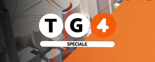 """RETE 4 - """" SPECIALE TG4 – DRAGHI E L'ESTATE DEL GREEN PASS """" * «  INTERVERRANNO I MINISTRI SPERANZA E CARTABIA, APPUNTAMENTO GIOVEDÌ 22 LUGLIO DALLE 17.45 »"""