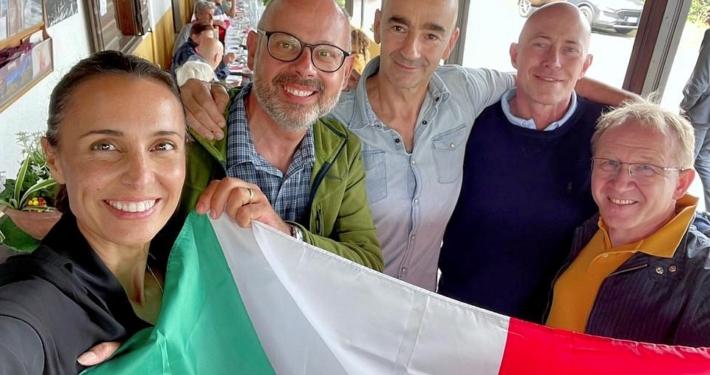 FRATELLI D'ITALIA - TRENTINO * TERRITORIO:PERIN, « OGGI INCONTRO NEL TESINO IN VALSUGANA CON IL SENATORE DE BERTOLDI ED I CONSIGLIERI PROVINCIALI CIA - AMBROSI - ROSSATO »